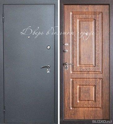 входные двери с отличной шумоизоляцией