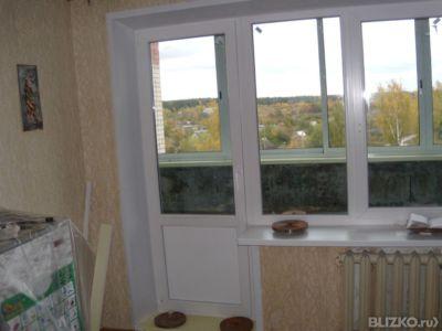 Балконный блок под ключ в городе Ярославль - на портале bliz.
