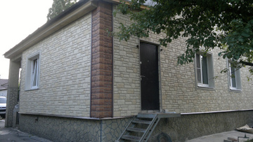 Фасадные панели BURG